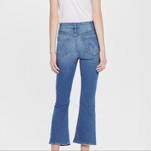 Mother Jeans The Hustler Fray Size 26